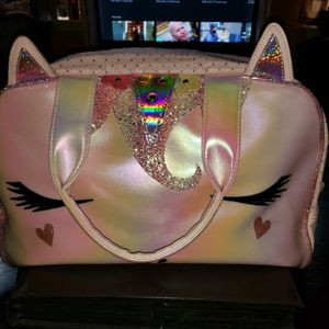 BEAUTIFUL PERFECT CONDITION CHILDS DIAPER BAG/ OVERNIGHT BAG. for Sale in Philadelphia, PA