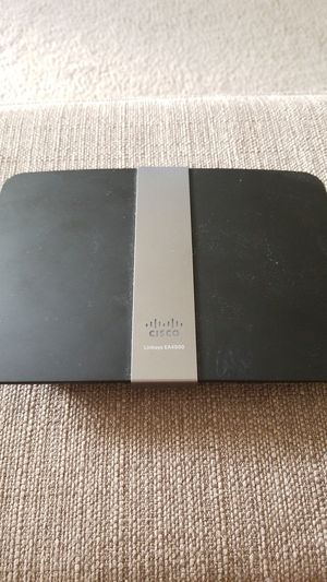 linksys ea4500 router for Sale in San Diego, CA