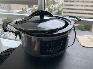 Hamilton Beach slow cooker for Sale in Arlington, VA