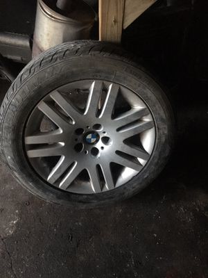 00 Bmw 740 rims for Sale in Bridgeport, CT