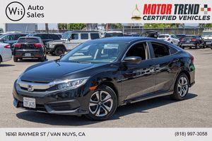 2017 Honda Civic Sedan for Sale in Los Angeles, CA