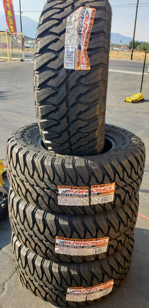 New tires 33 1250 20 for Sale in Fontana, CA