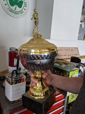 Trophy for Sale in Cleveland, OH