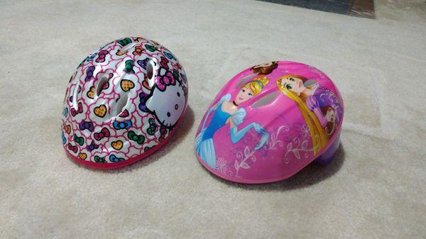 2 Kids Bike Helmets