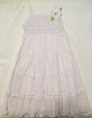 Girls White Dress for Sale in Stone Mountain, GA