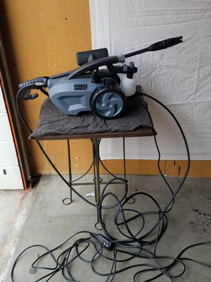 The Force 1800PSI Pressure Washer for Sale in Los Angeles, CA