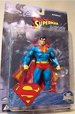 Superman The Last Son Action Figure... for Sale in Baltimore, MD