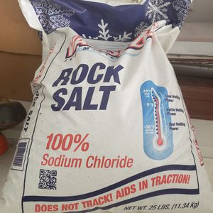 Rock salt for Sale in Lincoln, RI