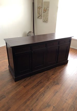 Dark Cherry Buffet for Sale in Los Angeles, CA
