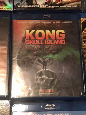 Kong Skull Island Blu-ray DVD for Sale in Gardena, CA