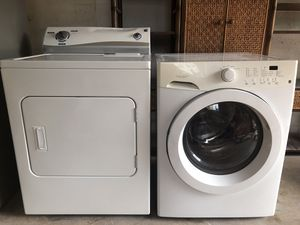 Washer and dryer for Sale in Key Biscayne, FL