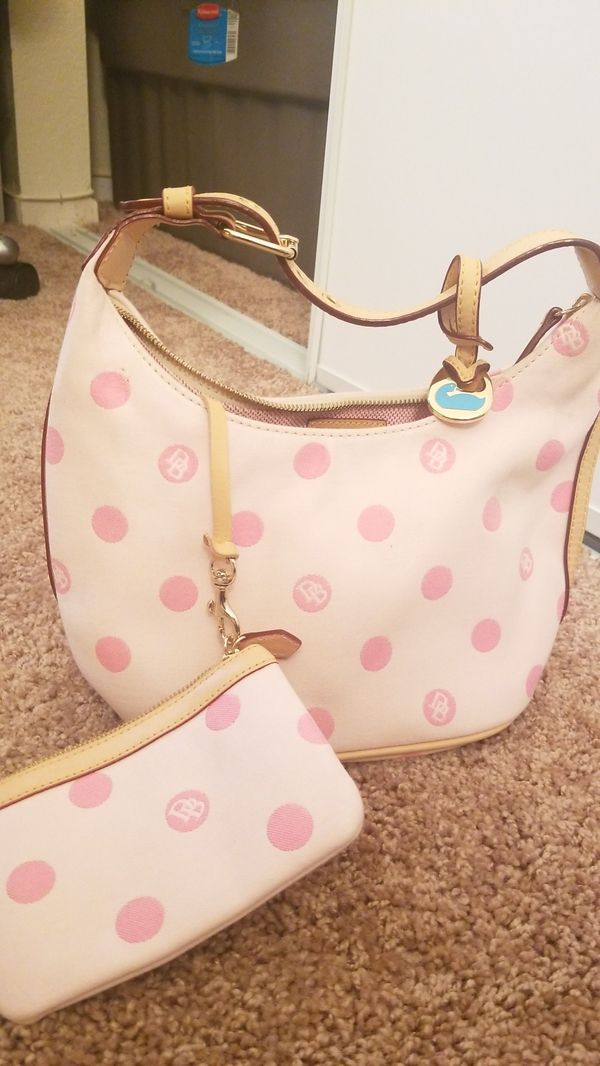 Dooney & Burke Pink bag