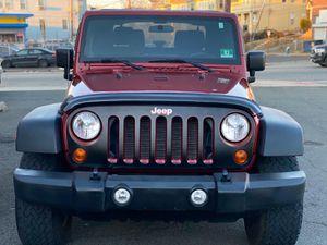 2013 Jeep Wrangler for Sale in Jefferson, PA