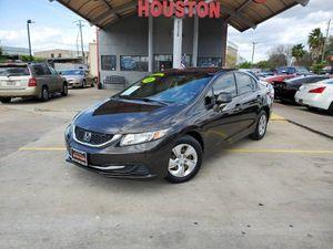 2013 Honda Civic Sdn for Sale in Houston, TX