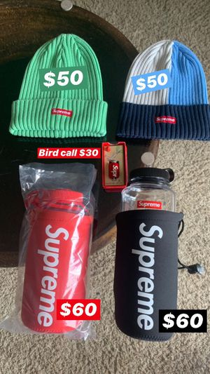 Supreme accessories for Sale in Chula Vista, CA