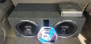 Sony xplod and ssl for Sale in Columbia, TN