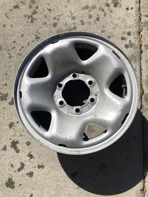Toyota rims 6x5.5 lug pattern for Sale in Bend, OR