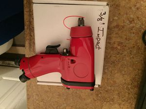 """Universal Tool- 3/8"""" air impact wrench for Sale in West Palm Beach, FL"""