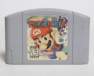 Nintendo 64 game Mario Party for Sale in Lowellville, OH