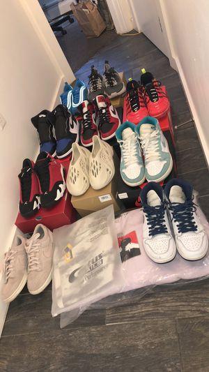 Jordan's, Nike, Yeezy, Supreme, Cactus Jack for Sale in Greenwood Village, CO