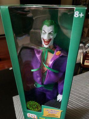 DC Comics Batman - JOKER New 52 14inch MEGO Figure - Retro Joker for Sale in Los Angeles, CA