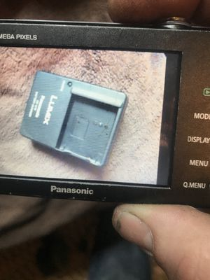 LUMIX Panasonic digital camera with charger & 2gb memory card for Sale in Arlington, WA