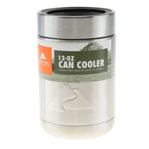 12-Ounce Double-wall Vacuum Insulated Stainless Steel Can Cooler for Sale in Las Vegas, NV
