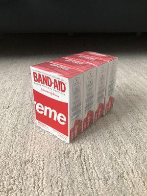 Supreme Band-Aids for Sale in San Jose, CA