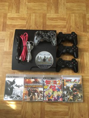 SONY PS3 $160 /games See descriptions👇🏼 for Sale in Meriden, CT