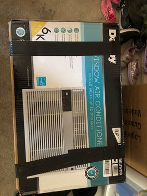 Brand new Danby 6000 btu window AC unit $125.00 for Sale in Los Angeles, CA
