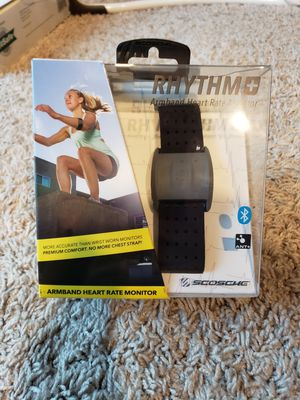Armband Heart Rate Monitor(brand New) for Sale in Tualatin, OR