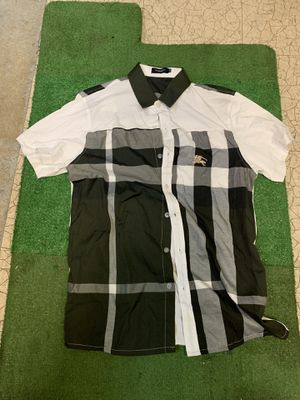 Burberry flannel for Sale in Daly City, CA