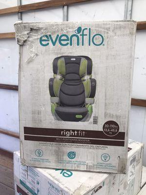 Evenflo Rightfit Booster seat for Sale in San Bernardino, CA