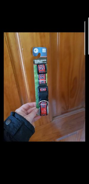 Red Sox dog collar for Sale in Nahant, MA