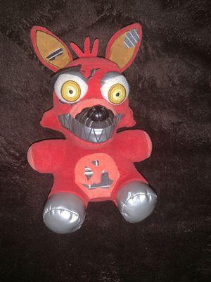 Five nights at Freddy's Plushy Foxy for Sale in Hacienda Heights, CA
