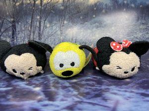 Disney Tsum Tsum Mini plush set for Sale in Lakewood, CA