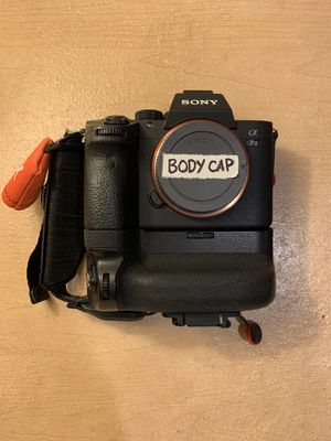 Sony A7III Photography Kit for Sale in Alexandria, VA