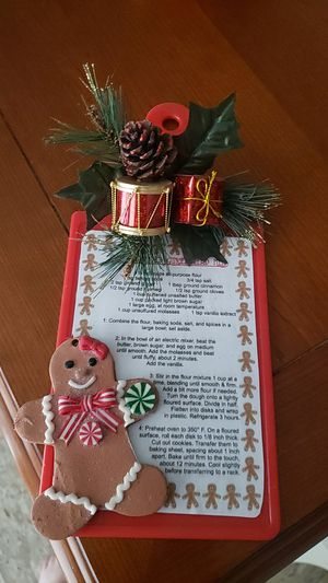 Gingerbread decor for Sale in Killeen, TX
