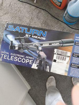 Electronic telescope Saturn for Sale in Alexandria, VA