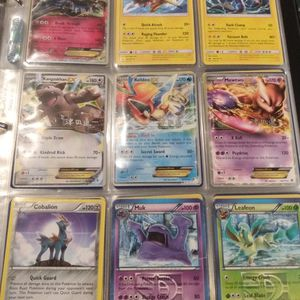 30 Pages Back And Front Of Non Holo Rares for Sale in Milton, WA