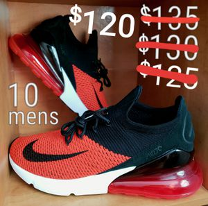 Nike Air Max 270 fitness sneakers NEW for Sale in Los Angeles, CA