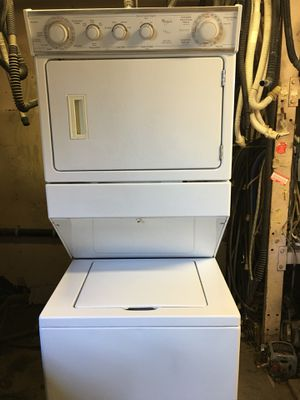 "27"" Whirlpool Stackable Dryer Gas for Sale in Stockton, CA"