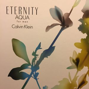 NEW IN BOX MENS CALVINf KLEIN ETERNITY AQUA FOR MEN SPRAY AND AFTER SHAVE for Sale in Boston, MA