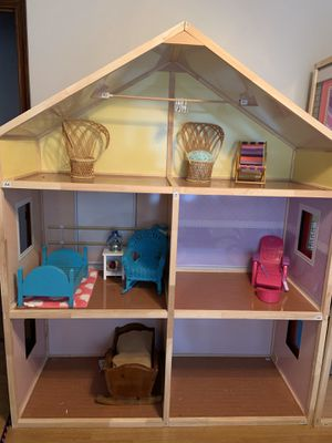 """My Girl's Dollhouse for 18"""" Dolls (Have two to chose from) for Sale in Virginia Beach, VA"""