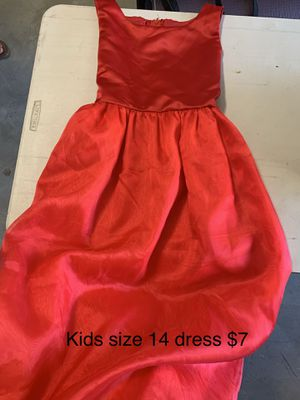 Girls dress size 14 for Sale in Gilroy, CA