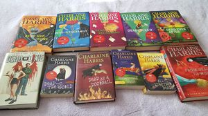 Sookie Stackhouse Series Books for Sale in San Ramon, CA