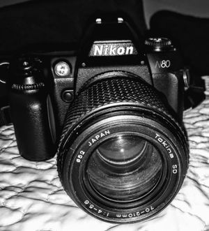 Vintage Nikon N80... 35mm AF for Sale in Hayward, CA