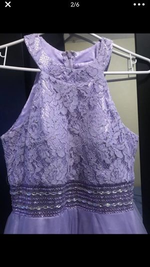 LAVENDER GIRLS DRESS for Sale in Alhambra, CA
