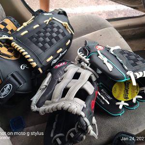 Brand New Baseball Cloves for Sale in Phoenix, AZ