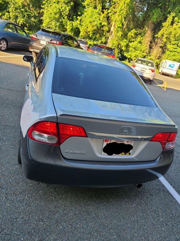 Se vende Honda civic 2009 119 millas